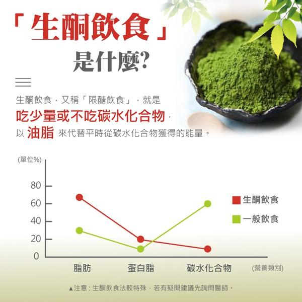吃貨-防彈抹茶拿鐵 8入/盒 (15g/包)
